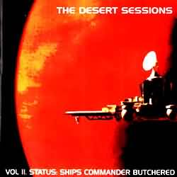 Desert Sessions vol. 2 cover
