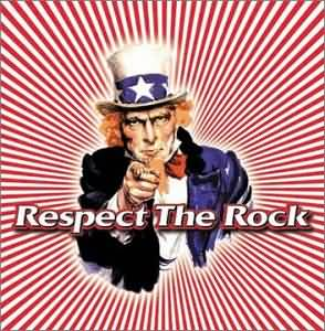 Respect the Rock cover