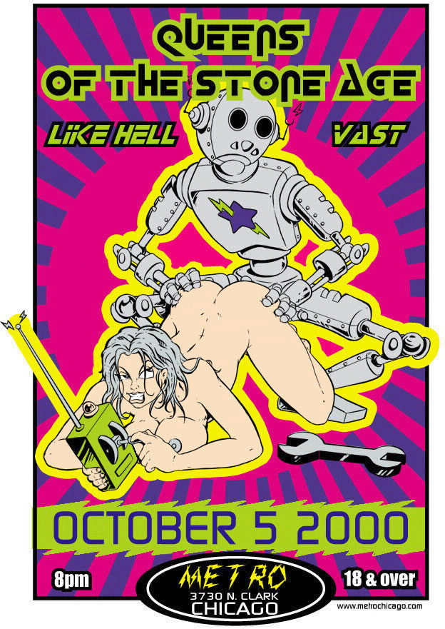 Oct. 5, 2000 poster