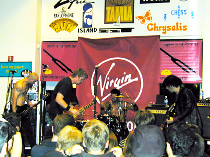 QOTSA on Aug. 26, 2002